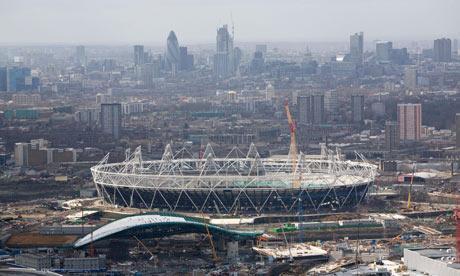 Олимпийский стадион в Лондоне. Фото с сайта wikimapia.org