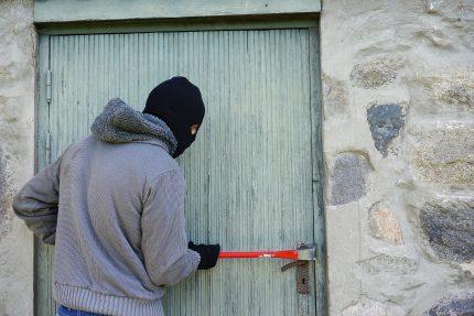 кража взлом воровство преступление преступность