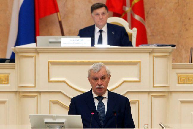 Депутаты об отчёте губернатора