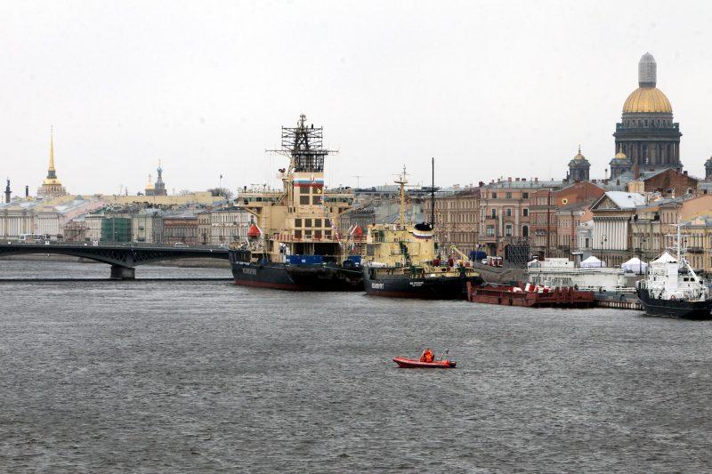 фестиваль ледоколов ледокол санкт-петербург