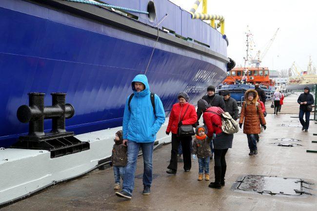 фестиваль ледоколов ледокол мурманск