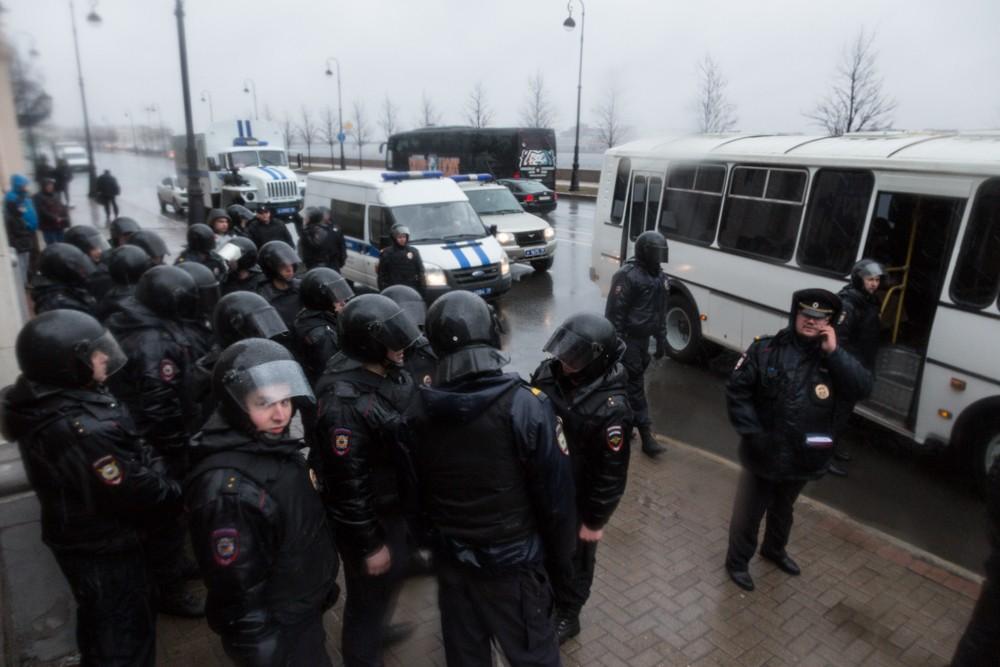 nadoelo_26 митинг надоел горьковская 29.04.2017 полиция задержания