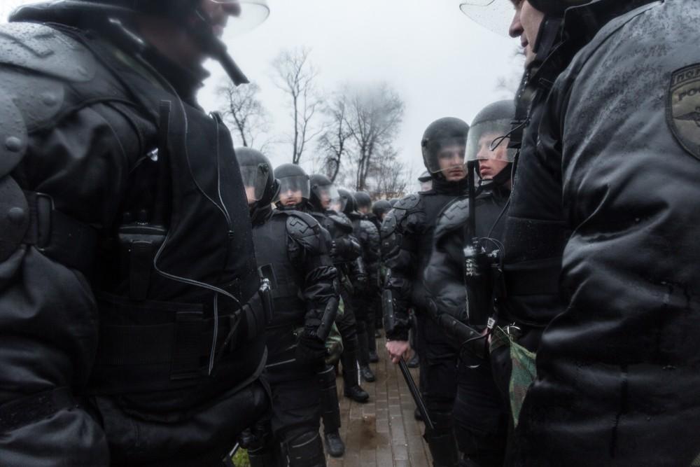 nadoelo_8 полиция задержания митинг надоел горьковская 29.04.2017