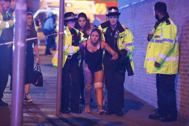 теракт в манчествере полиция игил