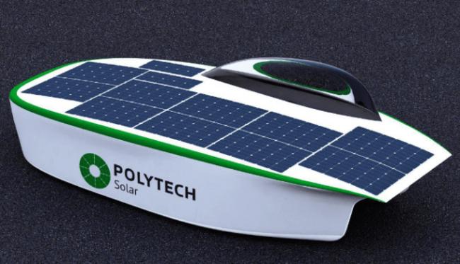 солнцемобиль солнечная батарея