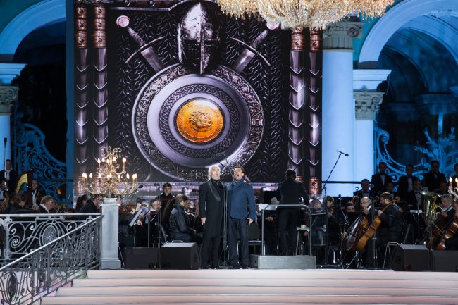 классика на дворцовой опера
