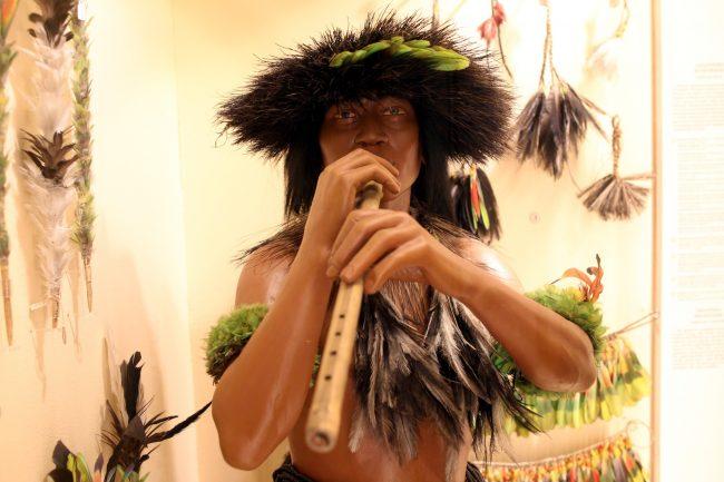 Кунсткамера музей антропологии и этнографии выставка Латинская Америка индеец