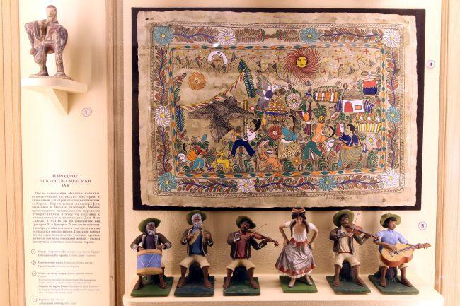 Кунсткамера музей антропологии и этнографии выставка Латинская Америка