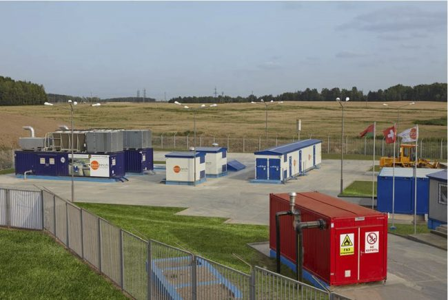 К концу года на полигоне «Новосёлки» начнут строить станцию дегазации