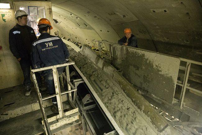 novokrestovskaya-28 строительство невско-василеостровской линии метро новокрестовская