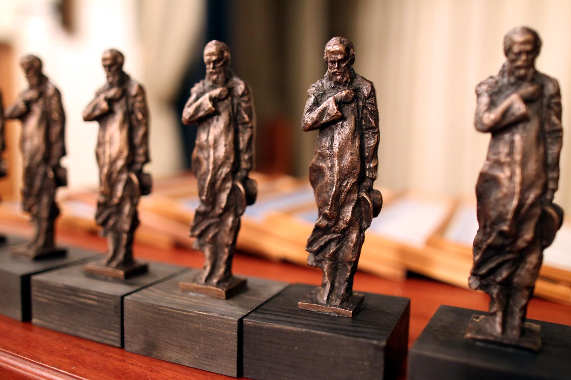 Лауреатами премии