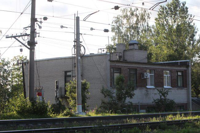 Железнодорожная станция Полюстрово железная дорога