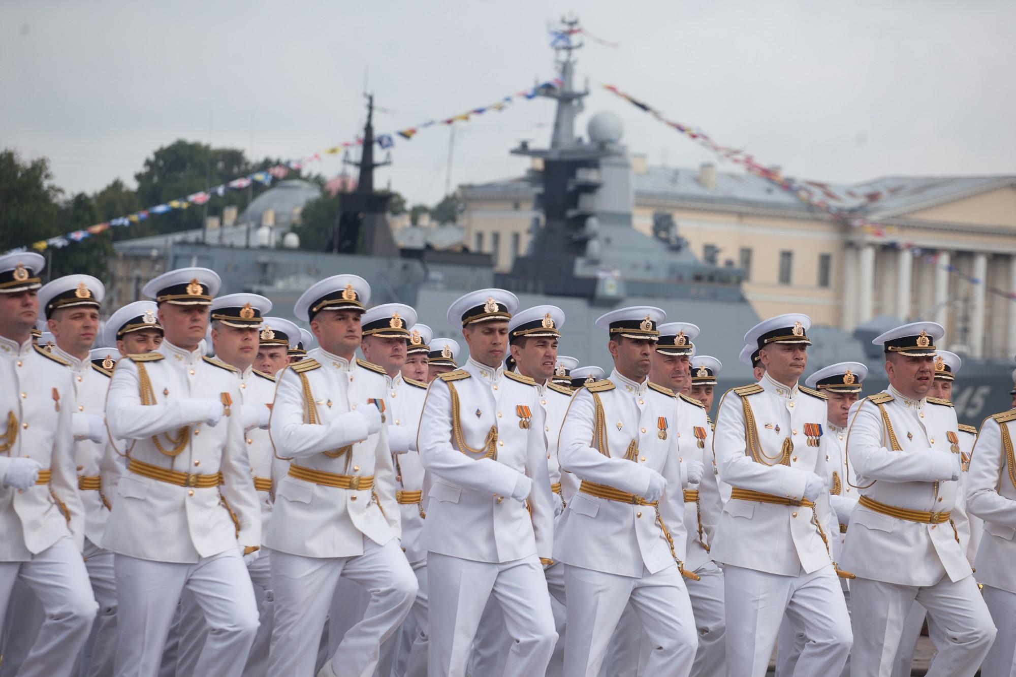 Картинки военно-морского парада