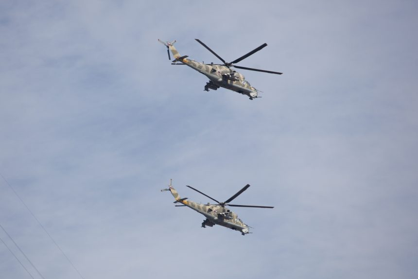 парад день военно-морского флота вмф вертолёты
