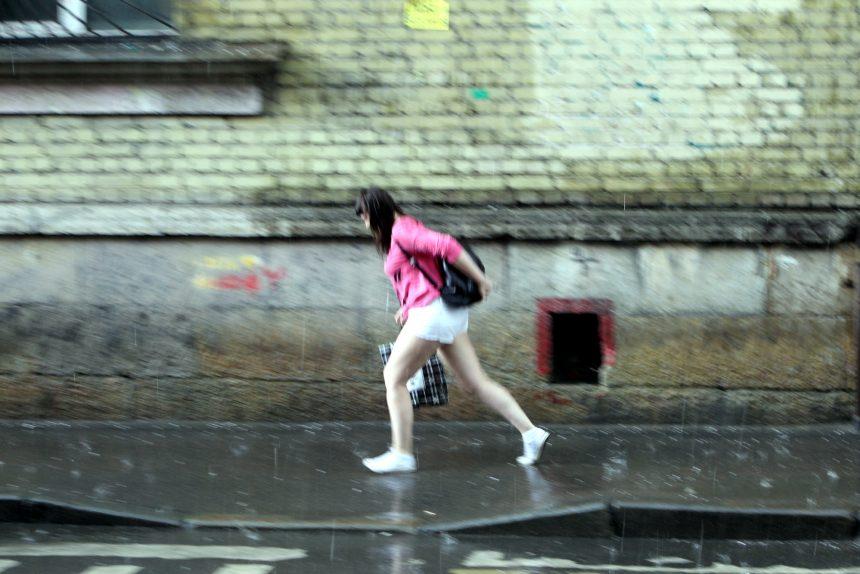 дождь ливень осадки погода