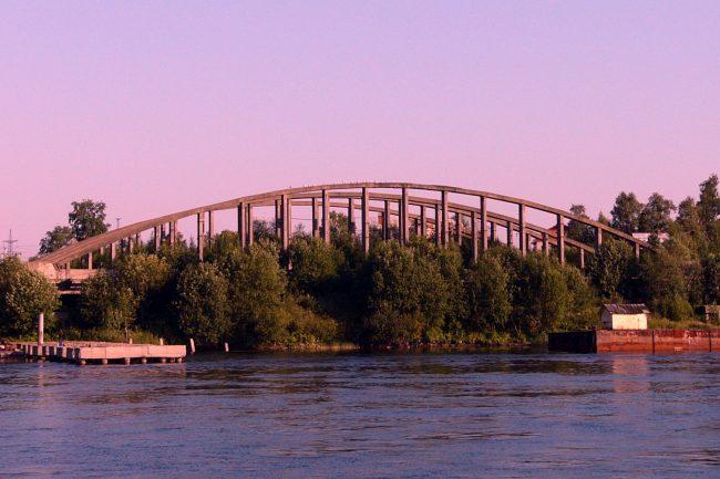 Фермы Володарского моста