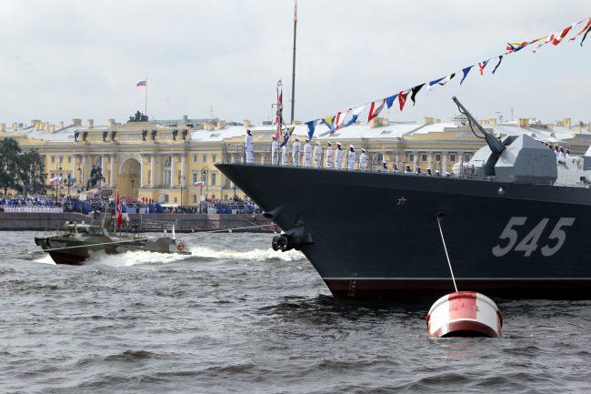navyday-парад день военно-морского флота вмф моряки военные корабли