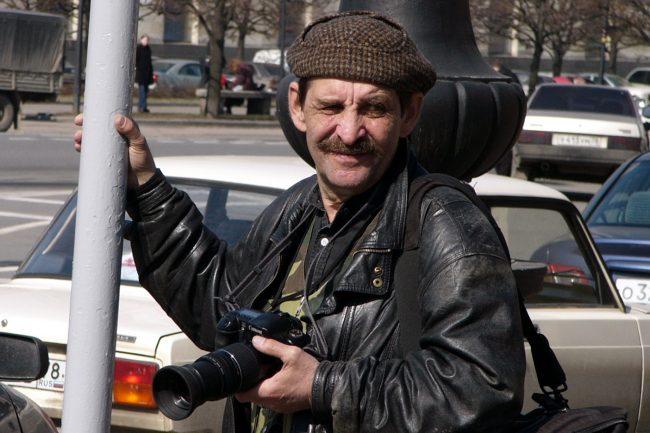 В Петербурге ушёл из жизни фотожурналист Игорь Потёмкин