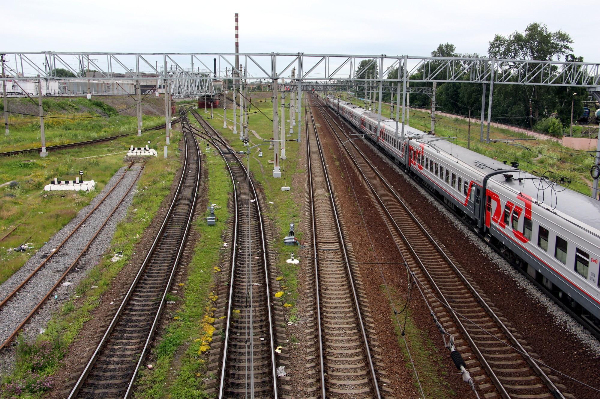 Неизвестные железнодорожные станции спб