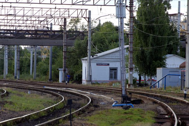 железная дорога железнодорожная станция нарвская