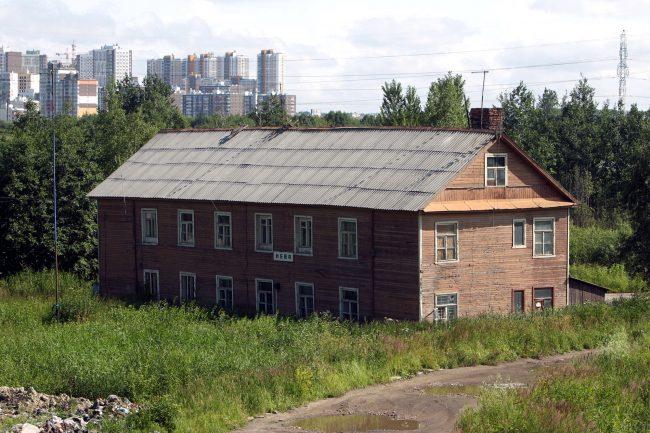 железнодорожная станция нева железная дорога деревянные здания