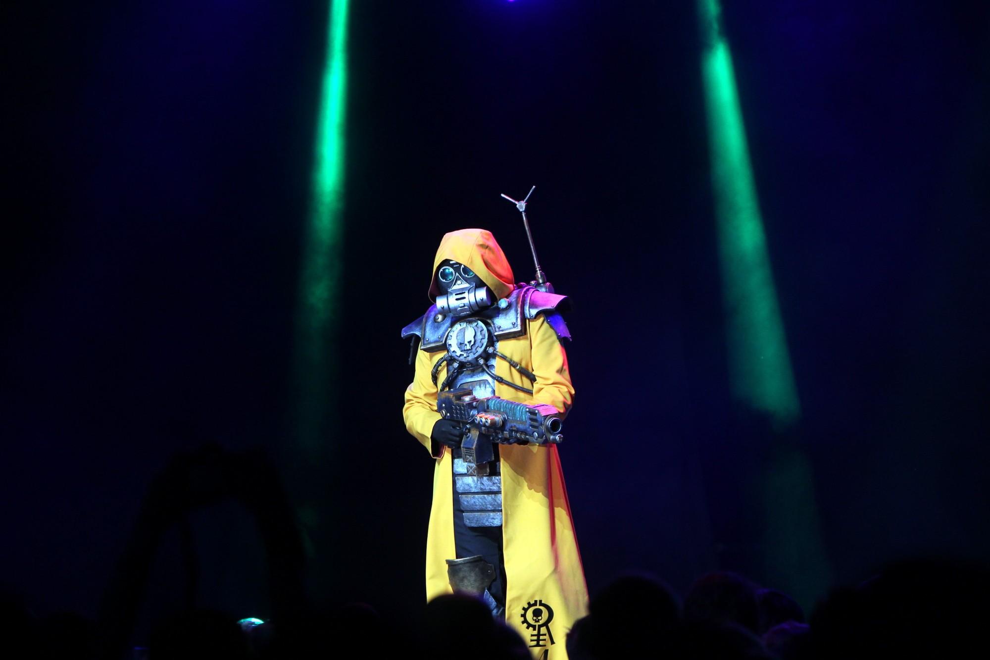старкон фестиваль косплей фантастика костюмы