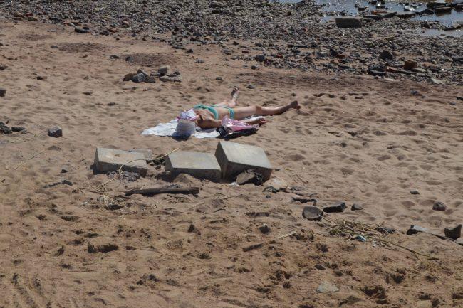 парк 300-летия пляж