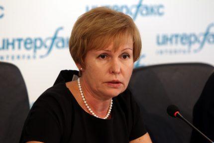вице-губернатор Анна Митянина