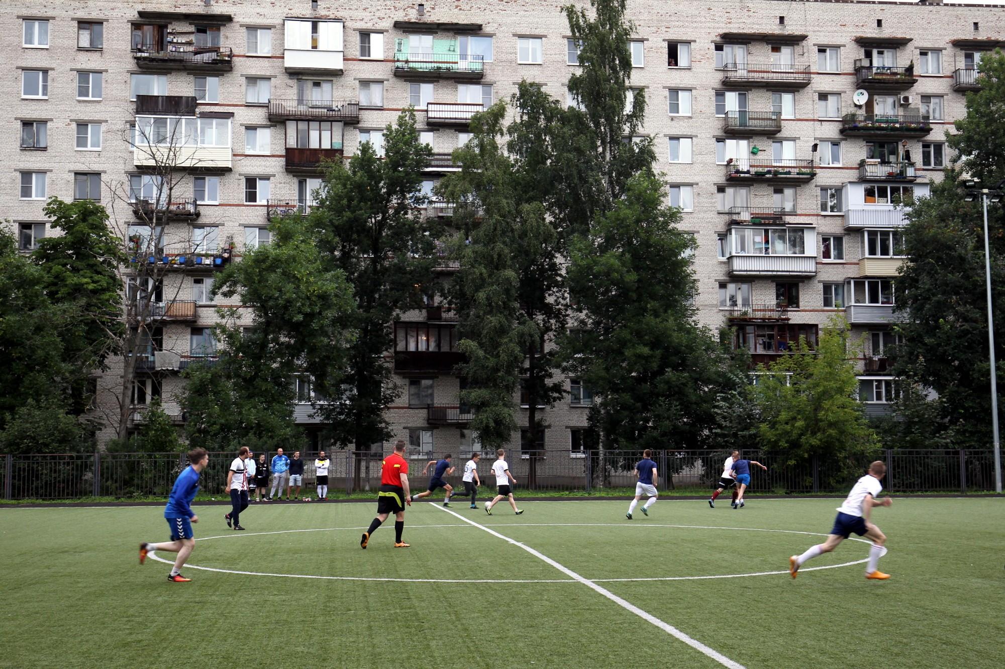 футбол дворовый картинки