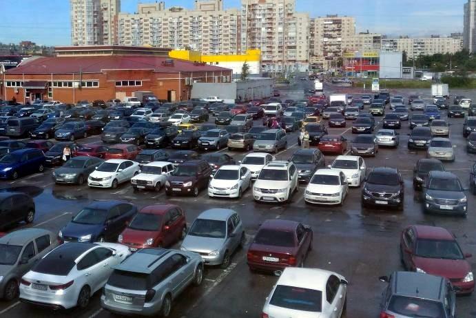парковка автостоянка купчино
