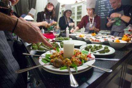 ресторан еда кулинария икеа вместокафе новые идеи есть