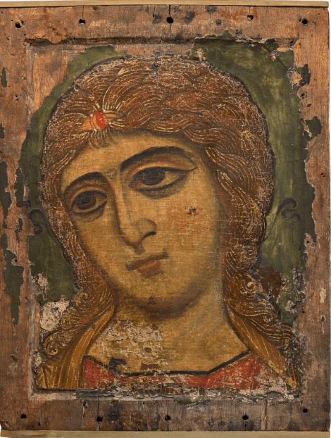 архангел Гавриил икона Ангел Златые Власы