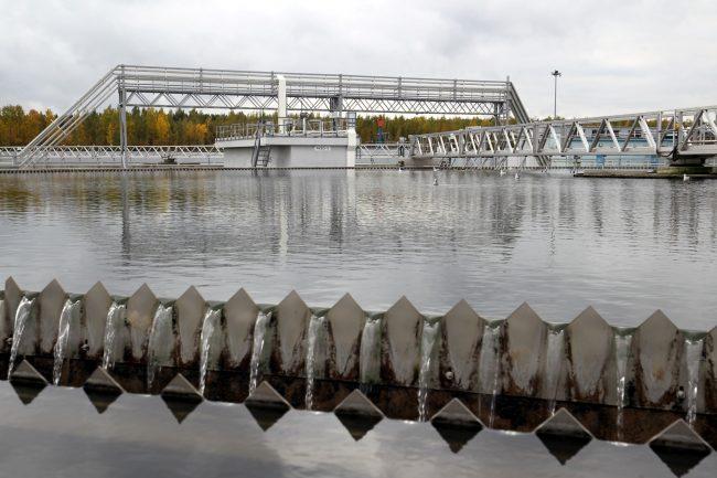 канализация очистка сточных вод северная станция аэрации водоканал