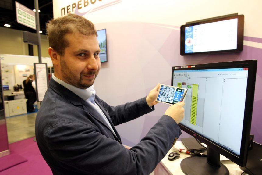 Дмитрий Алексеев Redsys форум SmartTransport КИСУ ГППТ комплексная система управления пассажирским транспортом