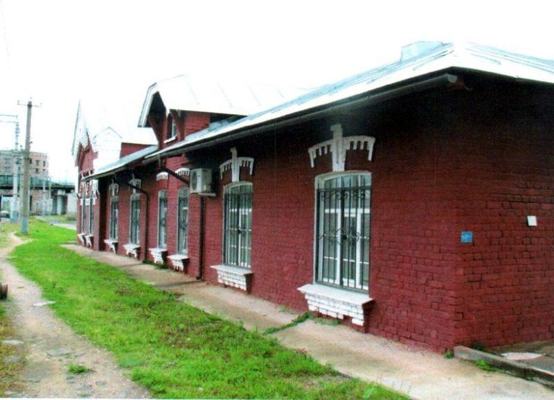 памятник историческое здание станция дача долгорукова