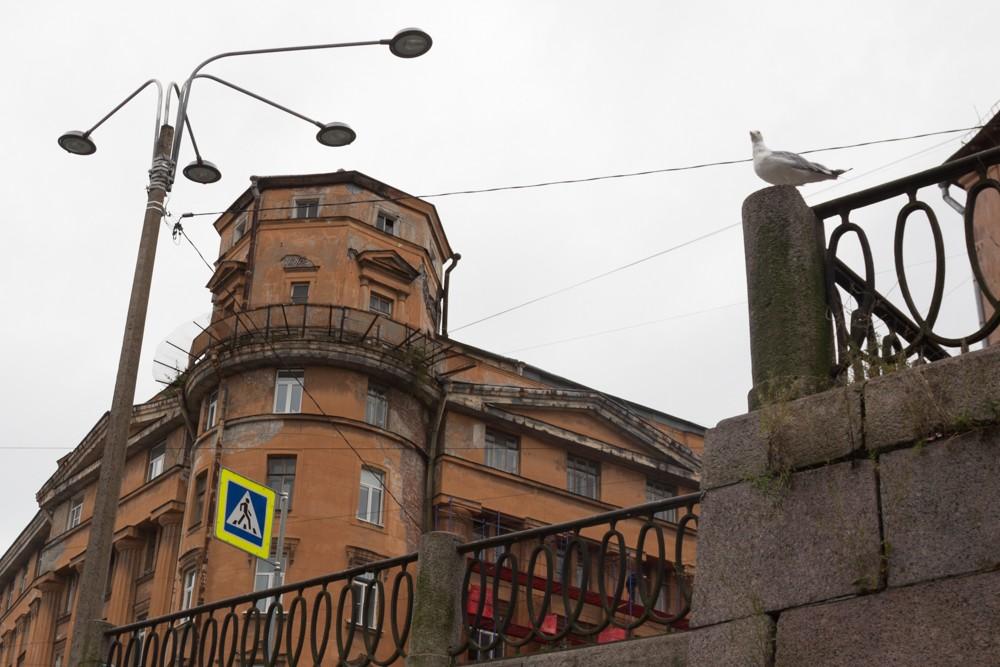 доходный дом Чубакова