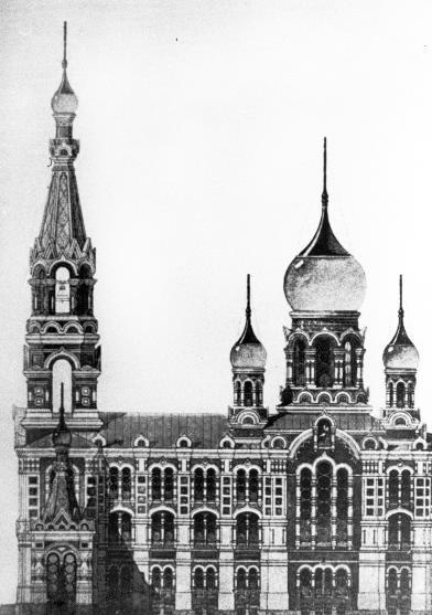 Перестроенные церкви