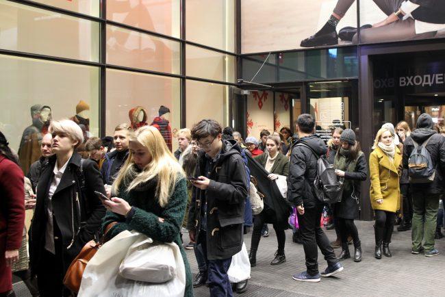 торговый центр галерея чёрная пятница