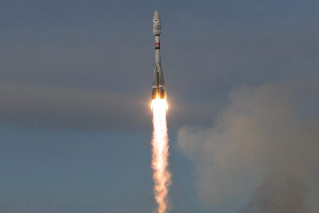 ракета роскосмос космодром восточный