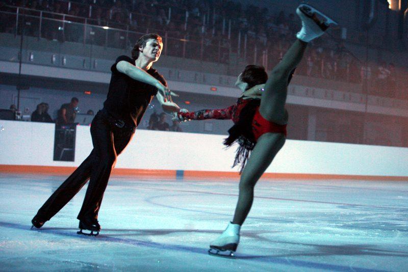 фигурное катание ледовый дворец спорта Игора