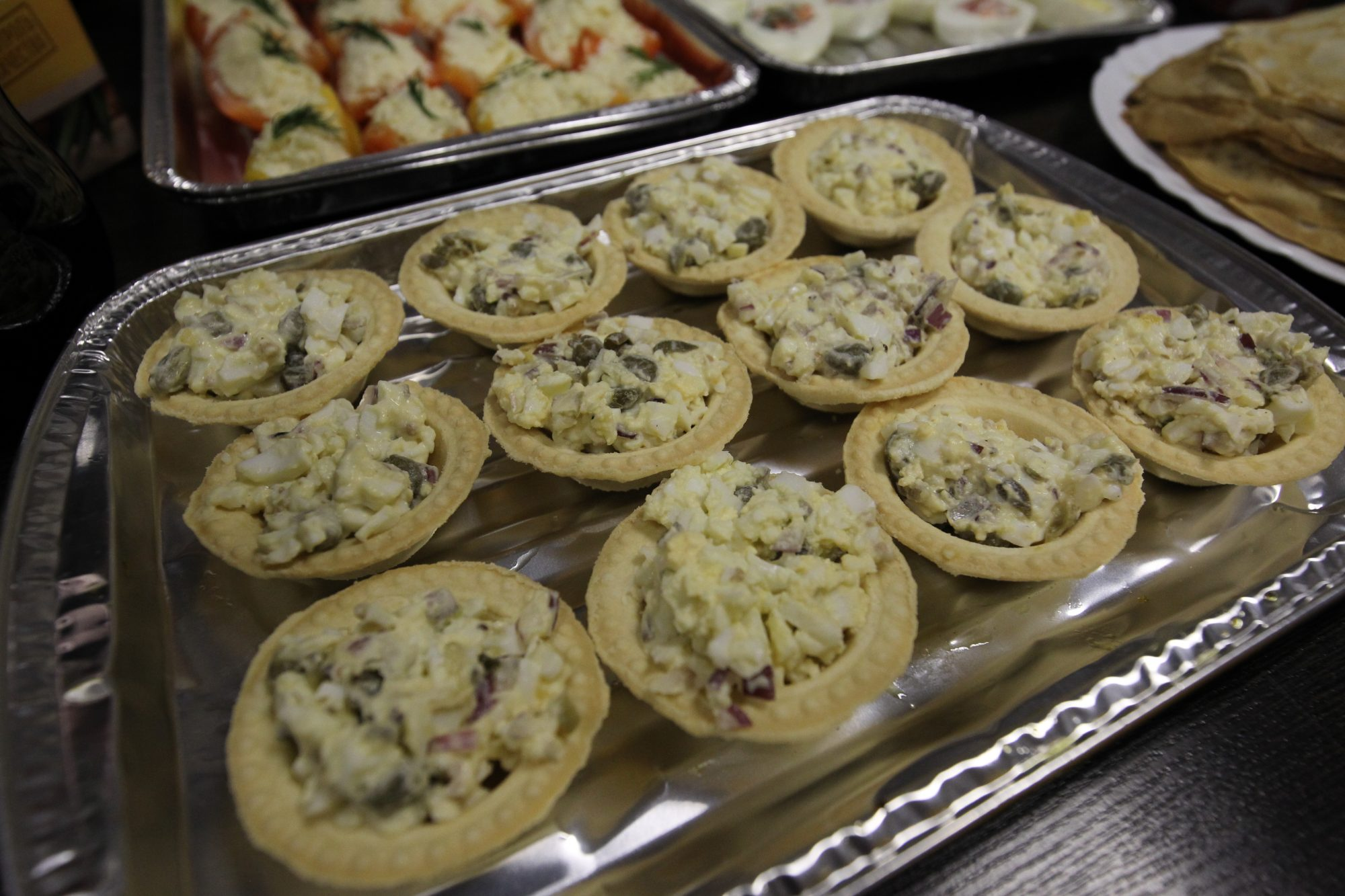Пять быстрых и классных салатов: рецепты для новогоднего стола