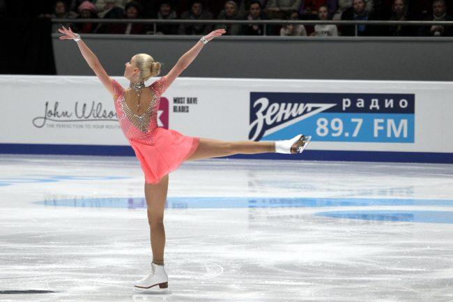 Мария Сотскова чемпионат России по фигурному катанию