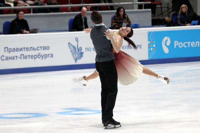 фигурное катание Чемпионат России Дмитрий Соловьёв Екатерина Боброва