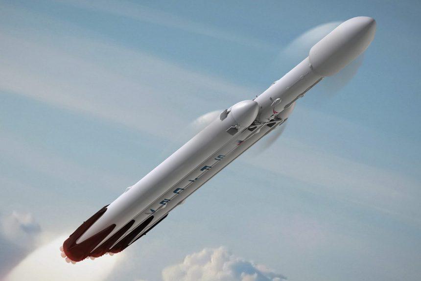 илон маск ракета