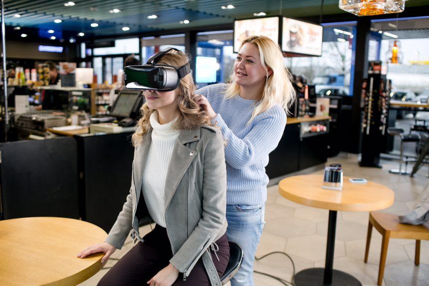 виртуальная реальность шлем