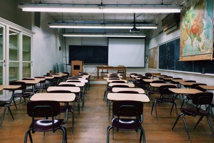 школа, класс, лекция, подростки