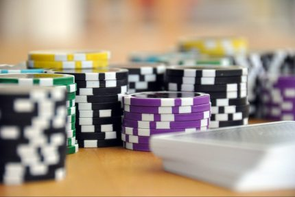 покер фишки набор