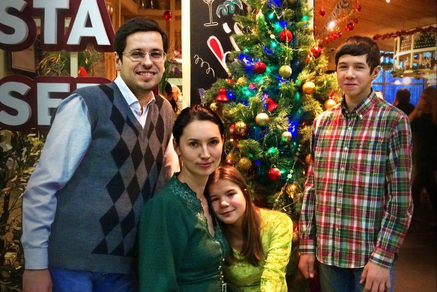 семья сергеевых дети приемные
