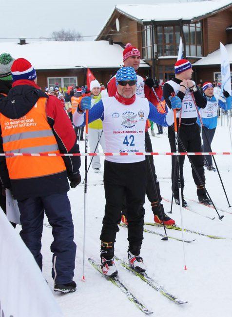 лыжня России Андрей Чепакин