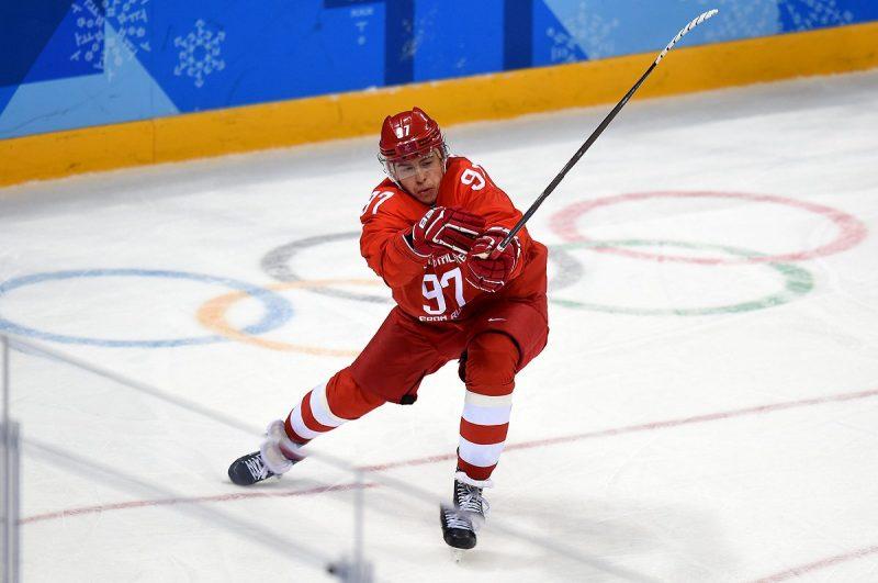 хоккей Олимпиада 2018